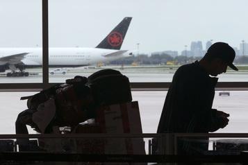 Coronavirus: Air Canada annule certains vols vers la Chine