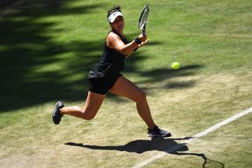 Bianca Andreescu éliminée d'entrée à Berlin)