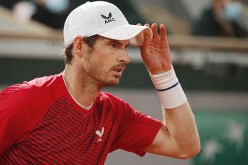 Tournoi de Cologne Un autre revers au premier tour pour Andy Murray)