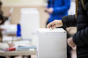 Élections municipales Pas de vote postal massif à Montréal )