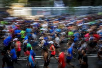 Marathon de Montréal: un coureur dans un état critique