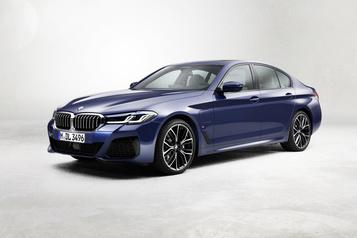 BMW poursuit son virage électrique )