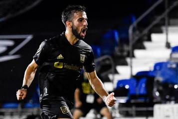 Diego Rossi recrue de l'année dans la MLS)