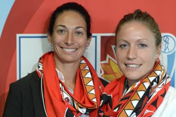 Soccer féminin Marie-Ève Nault rêve d'une médaille d'or pour l'équipe canadienne )