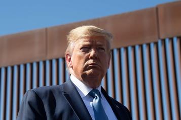 Un lanceur d'alerte aurait porté plainte contre Donald Trump