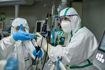 COVID-19: l'antimalaria chloroquine, une piste très préliminaire