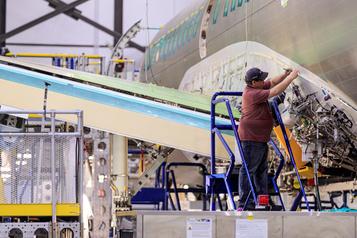 Les employés d'Airbus toucheront plus que le 75% d'Ottawa