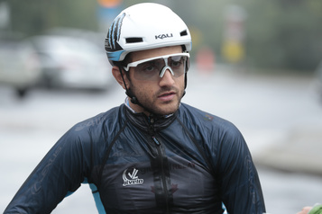 Tour d'Espagne «Je n'ai jamais autant souffert», dit Piccoli)