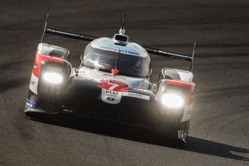 24Heures du Mans Les Toyota toujours en tête à la nuit tombée)