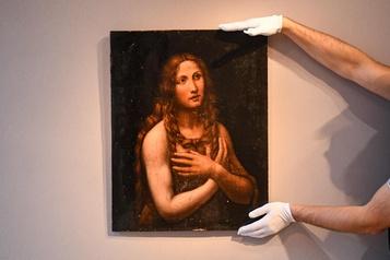 Un tableau d'un proche collaborateur de Léonard DeVinci vendu 2,7millions)
