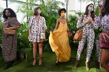 Fashion Week de New York Une styliste parie sur la réalité augmentée face à la pandémie)