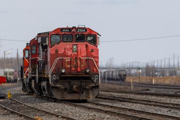 Le CN se penche sur son impact environnemental )