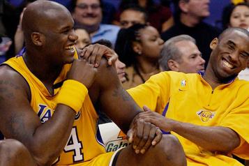 Shaquille O'Neal, brisé, raconte sa relation avec Kobe Bryant