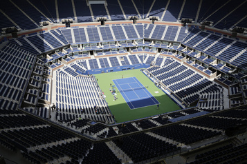 Tennis: les organisateurs de l'US Open confiants quant à sa tenue)