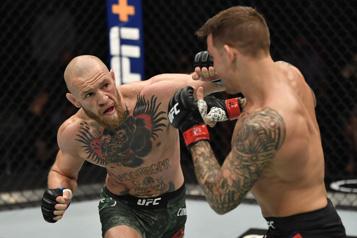 UFC Un troisième combat entre Conor McGregor et Dustin Poirier le 10juillet )