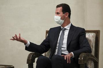 Trump sur l'«élimination» d'Assad: Damas dénonce un «État voyou»)