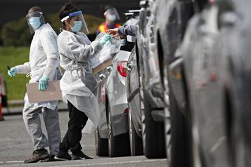COVID-19: le Québec recense 427nouveaux cas et cinq décès)
