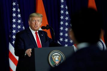 Weinstein coupable: Trump salue «un message très fort»