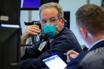Les Bourses nord-américaines réduisent leur avance en fin de séance