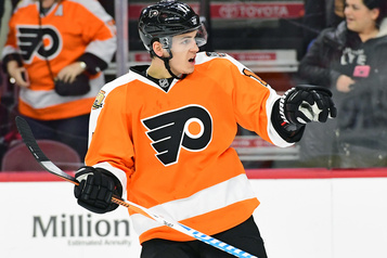 Les Flyers s'assurent les services de Travis Konecny