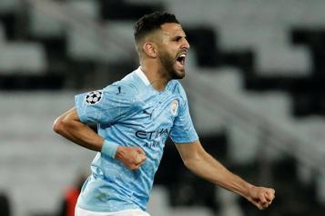 Ligue des champions Manchester City prend l'avance sur le PSG en demi-finale)