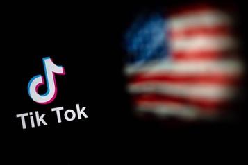 États-Unis TikTok sort son guide pour les élections malgré sa situation précaire)