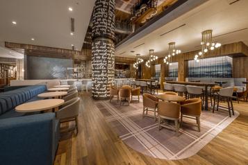 Un nouveau restaurant pour le Hilton Québec)