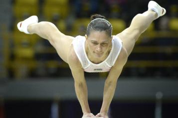 Gymnastique À 46ans, Oksana Chusovitina participe à ses huitièmes Jeux)