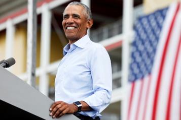 Barack Obama dévoile ses livres et chansons de l'été)
