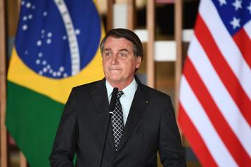 Brésil Jair Bolsonaro se voit à l'investiture d'un Trump réélu)