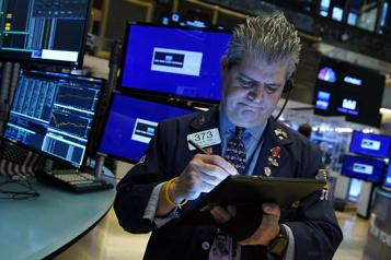 Ébranlés par Evergrande Les marchés terminent en forte baisse)