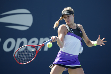Eugenie Bouchard contrainte à l'abandon à Houston