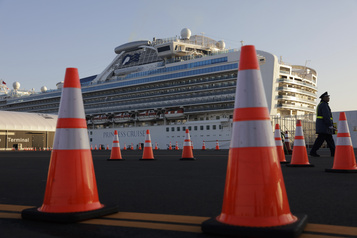 Diamond Princess au Japon: le total de cas positifs monte à plus de 540