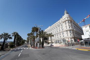 À Cannes, 100% des hôtels 5étoiles ont fermé