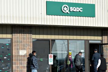 La SQDC double ses profits à 23,3millions)
