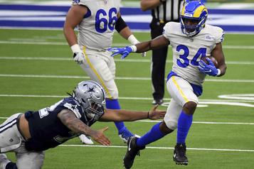 Les Rams viennent à bout des Cowboys)