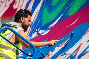 Au Maroc, l'art urbain redessine l'espace public