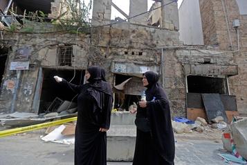Le FBI se joindra à l'enquête sur l'explosion de Beyrouth)