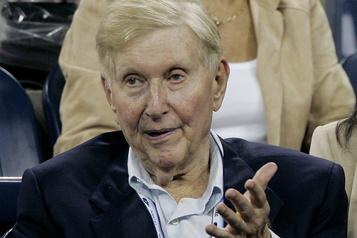 Décès du magnat américain des médias Sumner Redstone à 97ans)