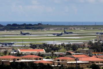 Retrait américain L'île de Guam veut être consultée avant d'accueillir des réfugiés afghans)