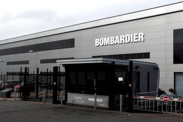 Bombardier confirme ses résultats)