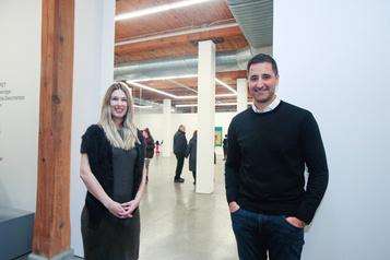 Galerie Bradley Ertaskiran: deux fois plus d'ambition