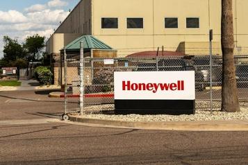 Honeywell profite de la reprise des secteurs aéronautique et pétrolier)