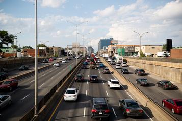 L'autoroute Métropolitaine sera reconstruite sur 5kilomètres