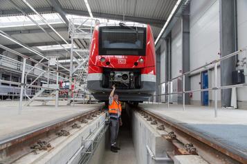 Vente de Bombardier Transport: Alstom plantera son drapeau auQuébec
