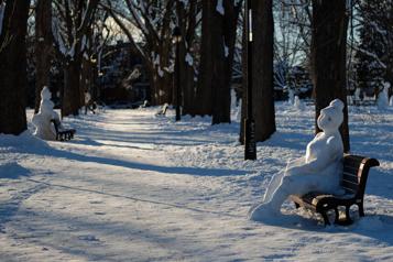 Billet de Catherine Perrin L'hiver, encore un peu)