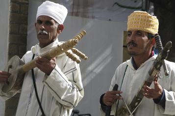 La musique gnaoua entre au patrimoine de l'UNESCO