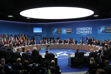 L'OTAN adopte une déclaration finale malgré les dissensions