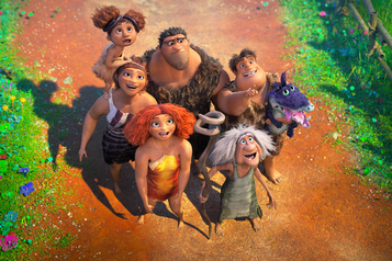 The Croods : A New Age : une énergie débordante et positive ★★★½)