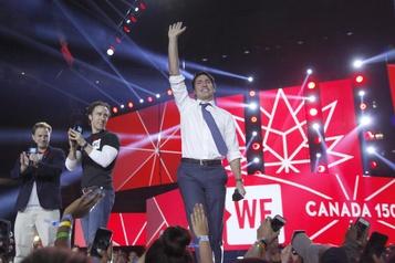 Trudeau et WE Charity dans la tourmente)